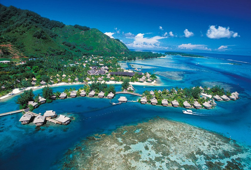 Bora Bora - Top Beach Honeymoon and Romantic Destinations