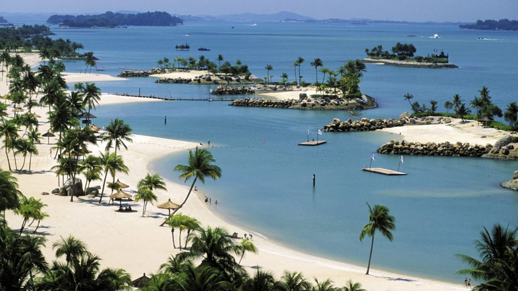 No trip to Singapore is quite complete without a visit to Sentosa Island; it is probably the most popular island resort in Singapore.
