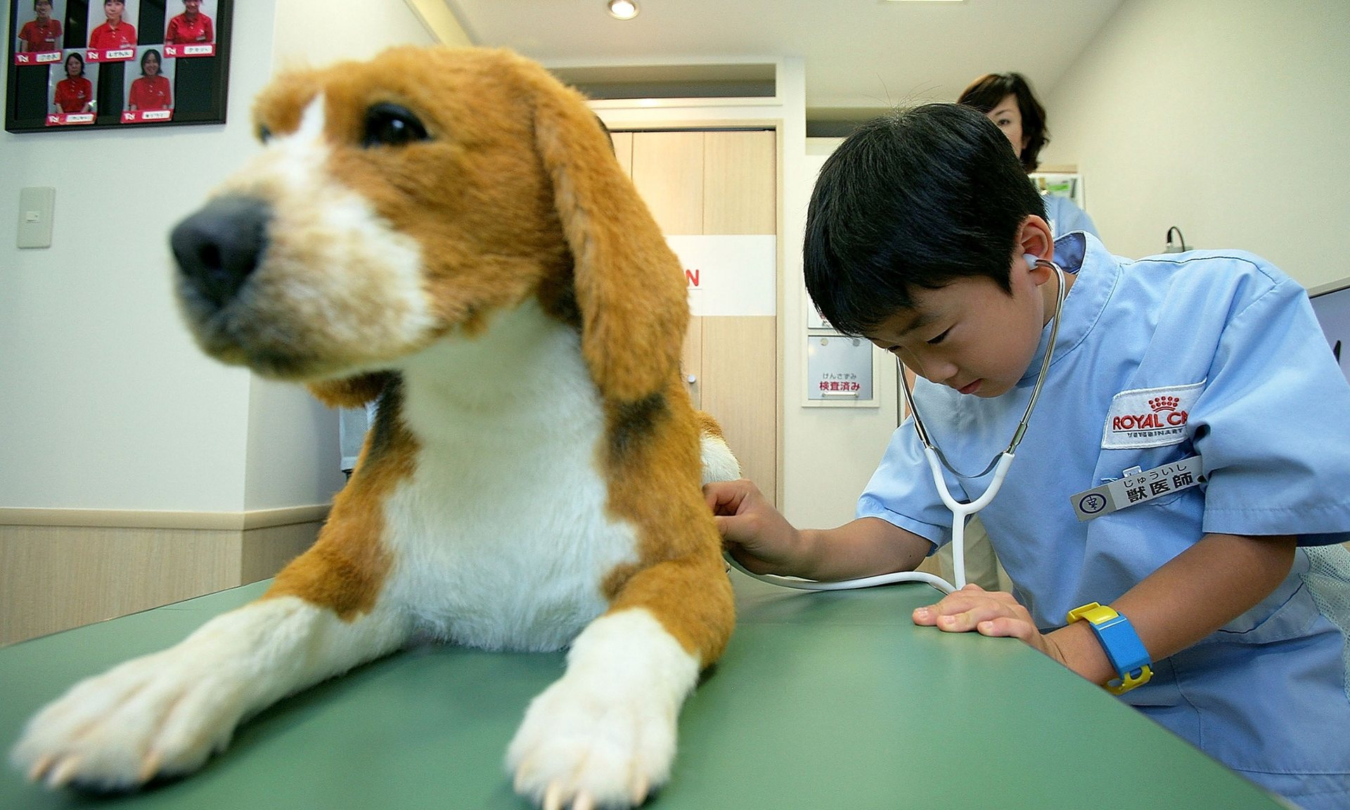 kidzania-kids-dog