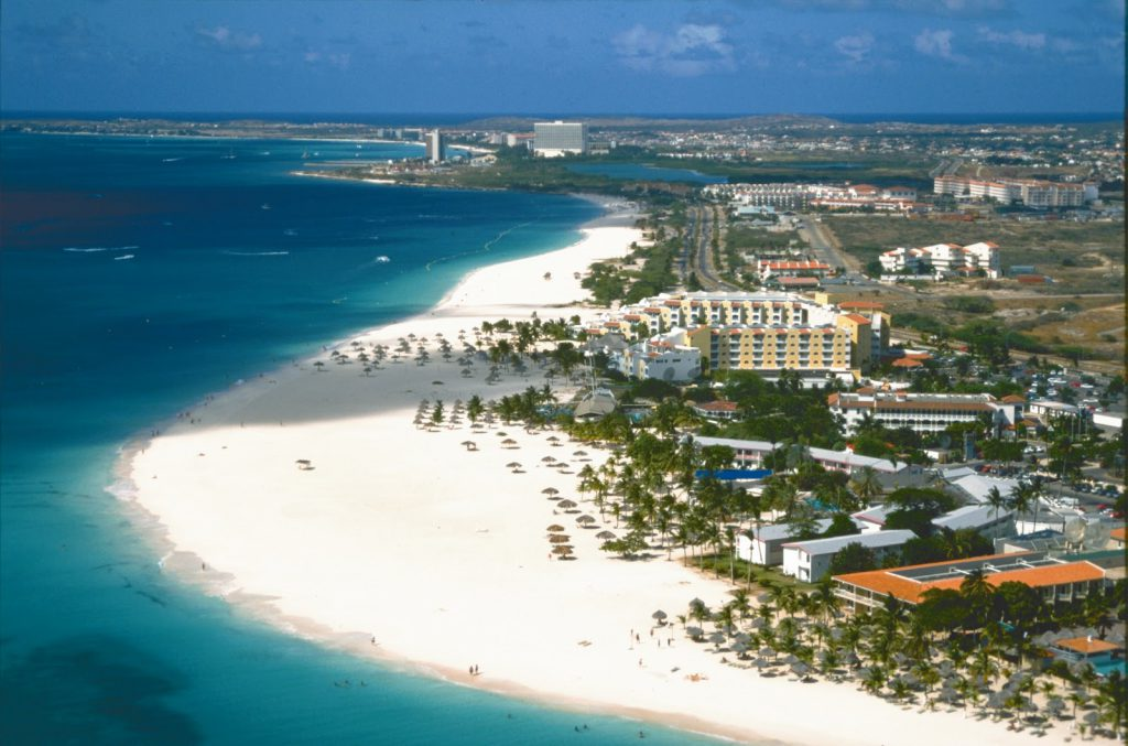 Aruba - Top Beach Honeymoon and Romantic Destinations
