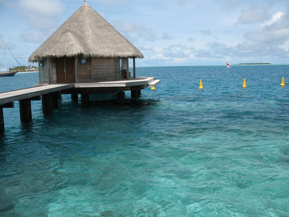 Wine And Dine At The Ithaa Undersea Restaurant Maldives