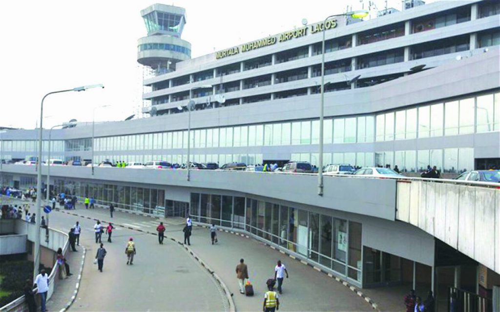 Busiest Airports In Africa - MMIA, Lagos is 5th