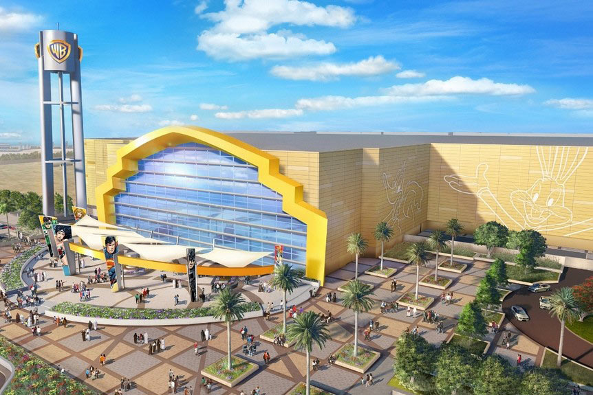 Warner Bros. World Abu Dhabi Set to Open in 2018