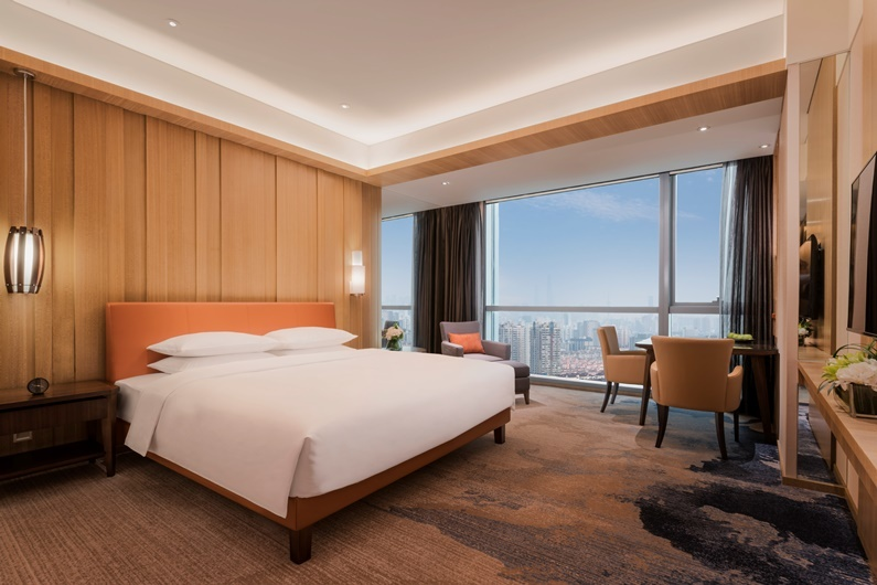 New Hyatt Regency Shanghai Opens in East China