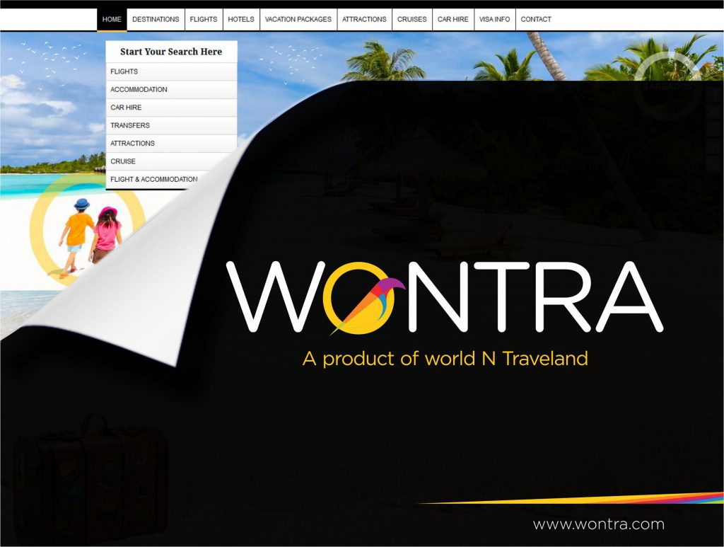 World 'N' Traveland Premieres the Wontra Brand