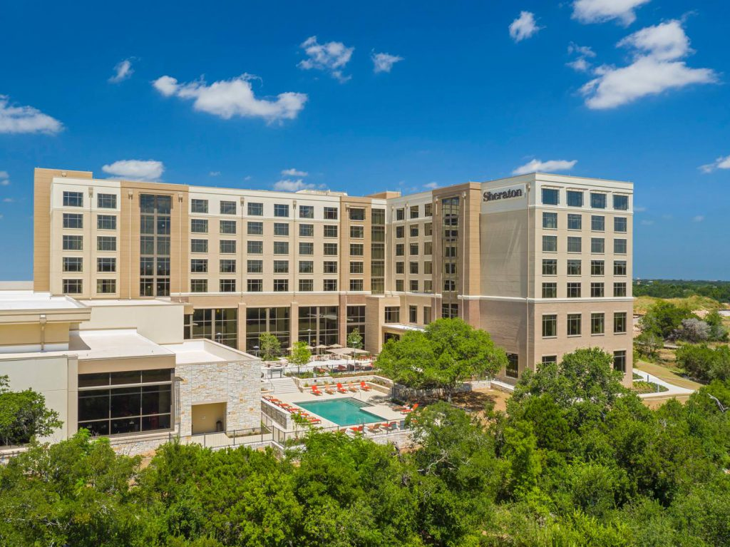 Sheraton Georgetown Texas Hotel & Conference Center Debuts in Texas