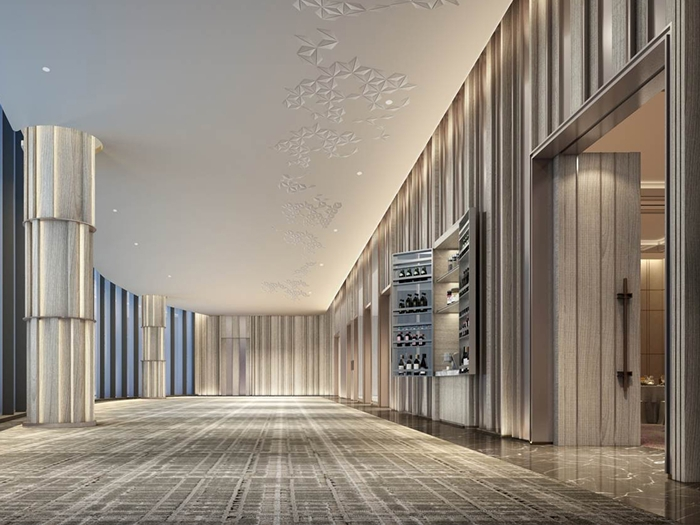 Luxury Conrad Xiamen Hotel Opens In Fujian China