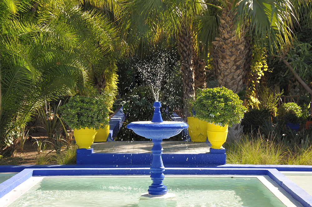 Marrakech First Time Visitor Guide – Jardin Majorelle