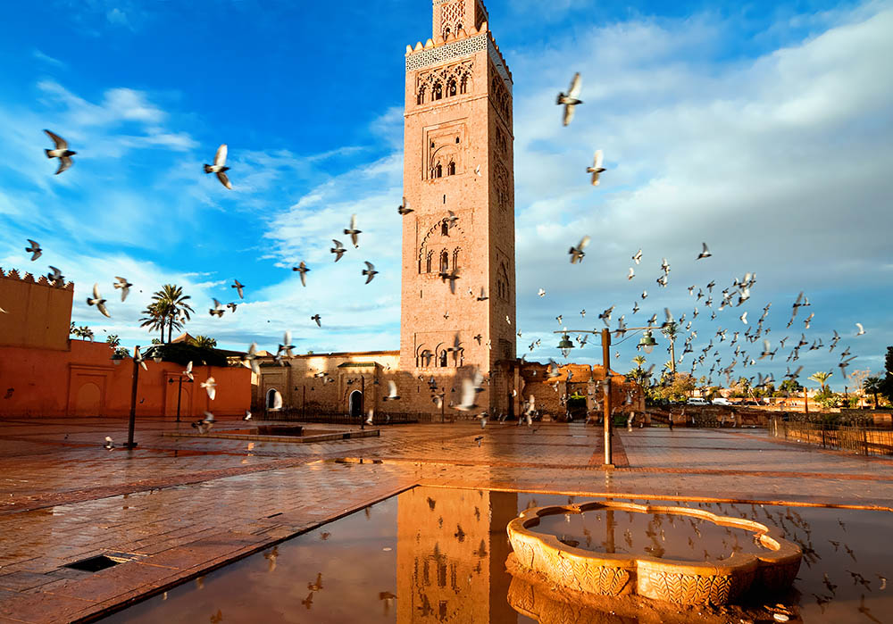 Marrakech First Time Visitor Guide – Koutoubia Mosque