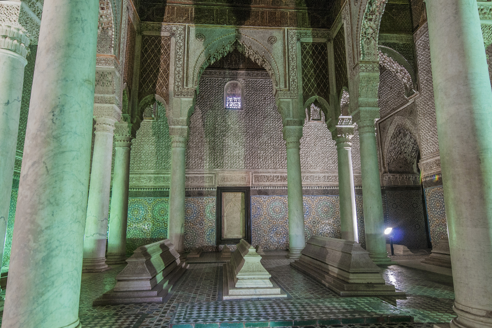 Marrakech First Time Visitor Guide – Saadian Tombs