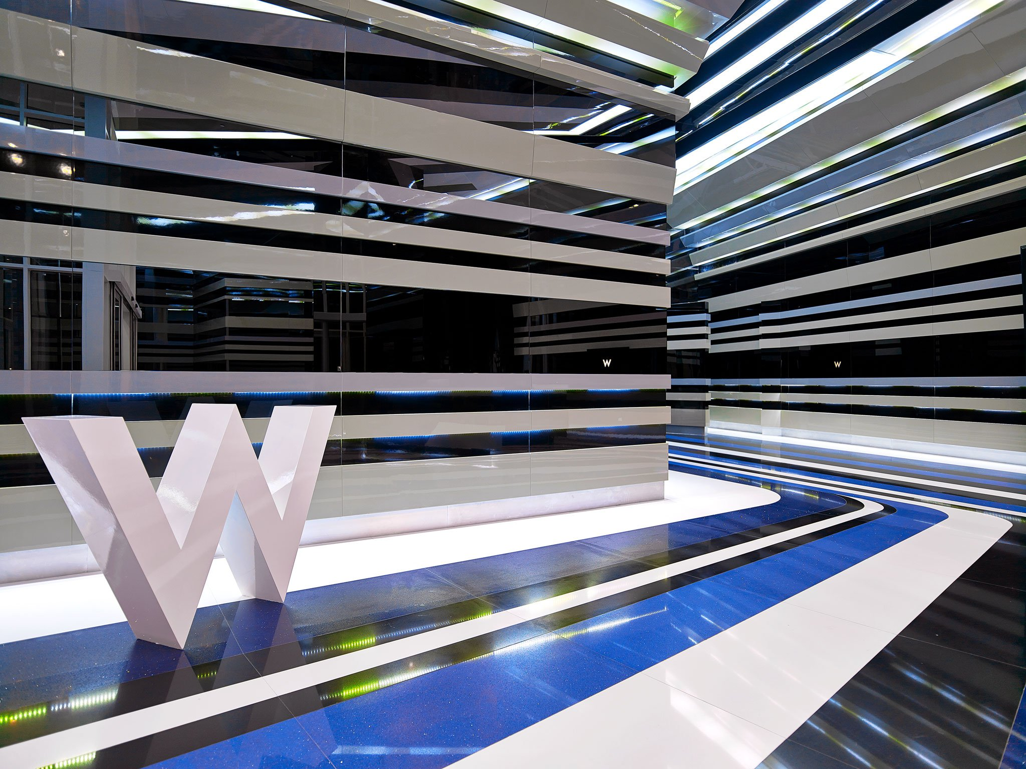 W Dubai – Al Habtoor City Hotel Opens in the UAE