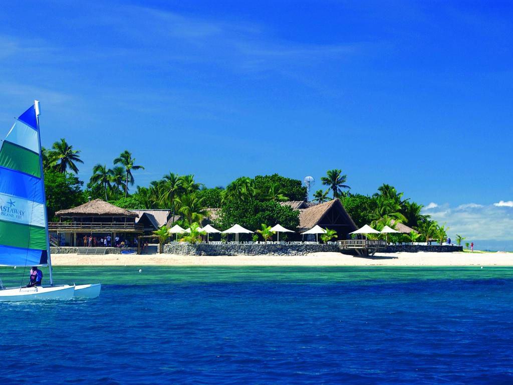 Castaway Island, Fiji - Top Beach Honeymoon and Romantic Destinations