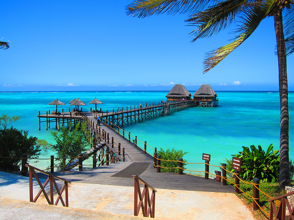 Zanzibar - Top Beach Honeymoon and Romantic Destinations