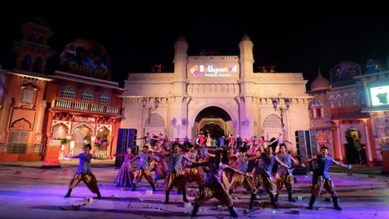 Dubai Parks & Resorts Opens World's First Bollywood-Themed Park - Bollywood Parks Dubai