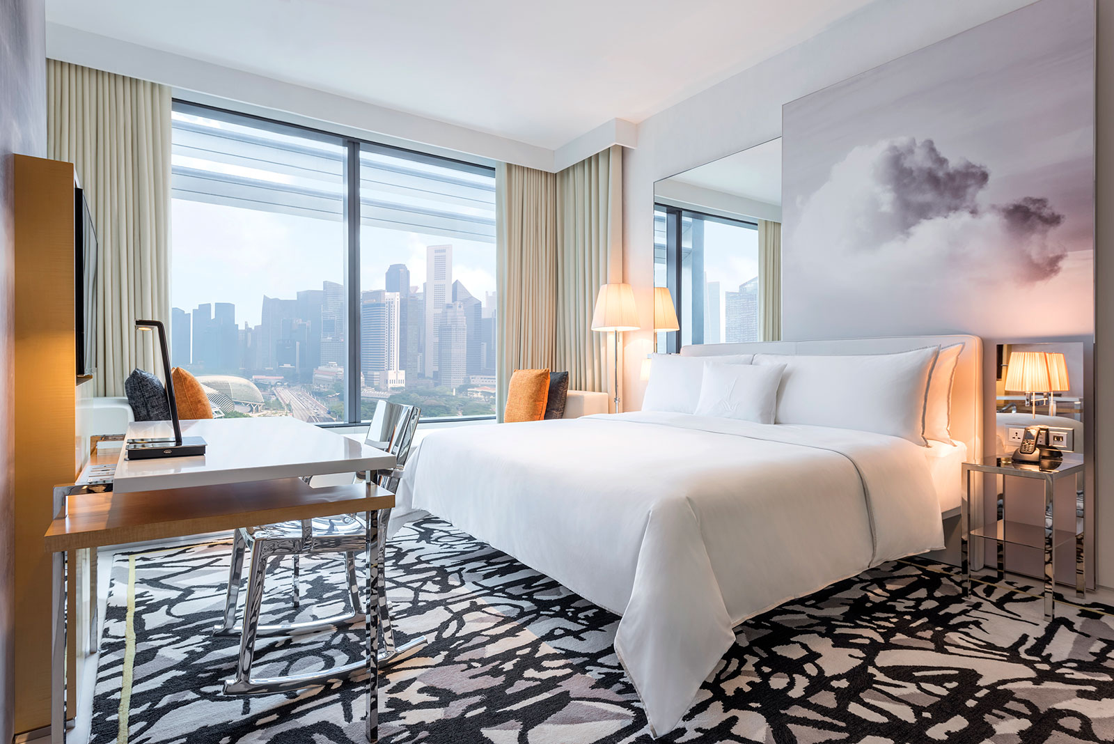 Singapore Gets Its First JW Mariott Hotel - JW Marriott Hotel Singapore South Beach
