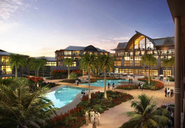 Dubai Parks And Resorts's Lapita Hotel Welcomes Guests