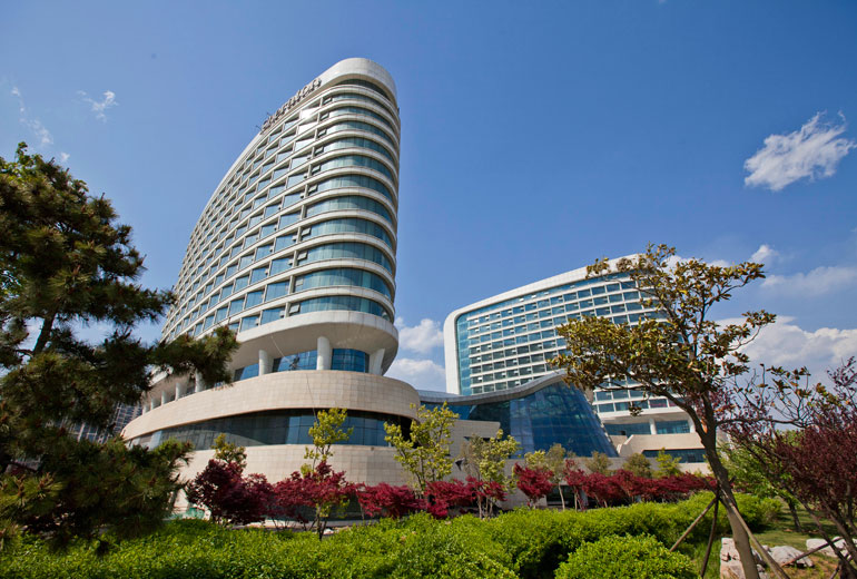 Third Sheraton Hotel Opens in Qingdao, China ...
