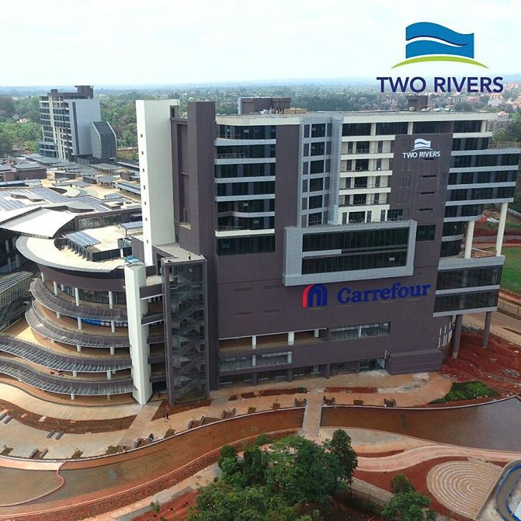 Meet the Two Rivers Mall; Kenya's Largest Shopping Mall