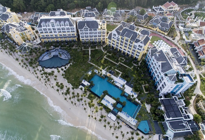 JW Marriott Phu Quoc Emerald Bay Hotel Opens in Vietnam