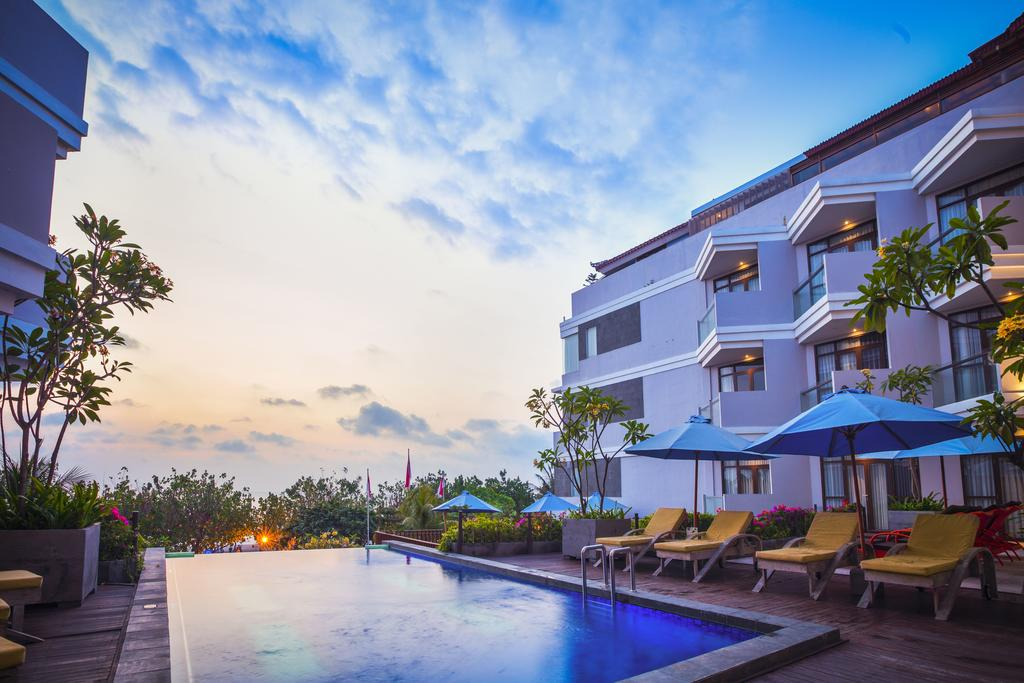 Wyndham garden makes its debut in bali s tourist centre for Kuta beach hotel