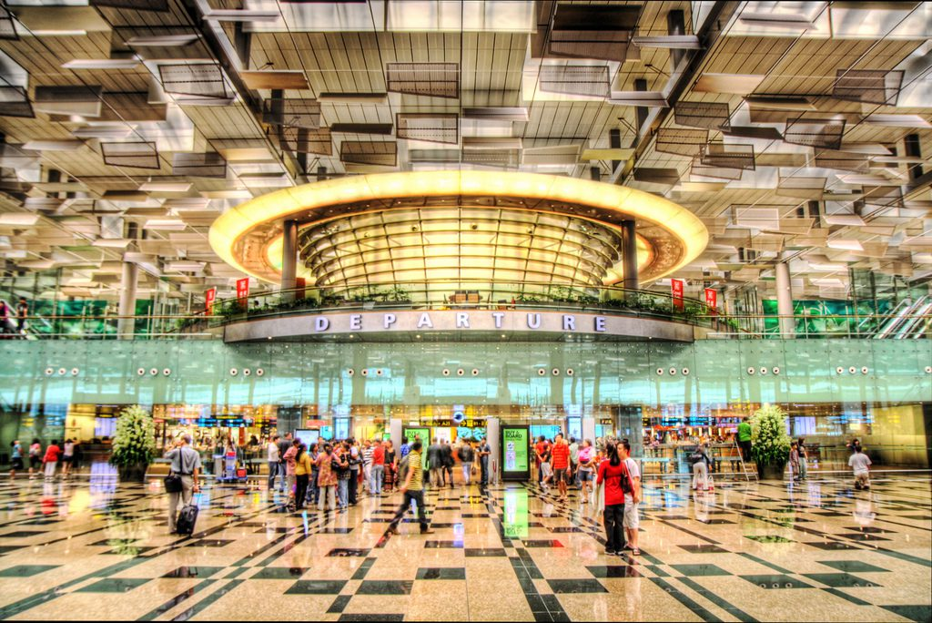 Skytrax Reveals 2017 World's Best Airport: Singapore Changi Airport Comes Out Top