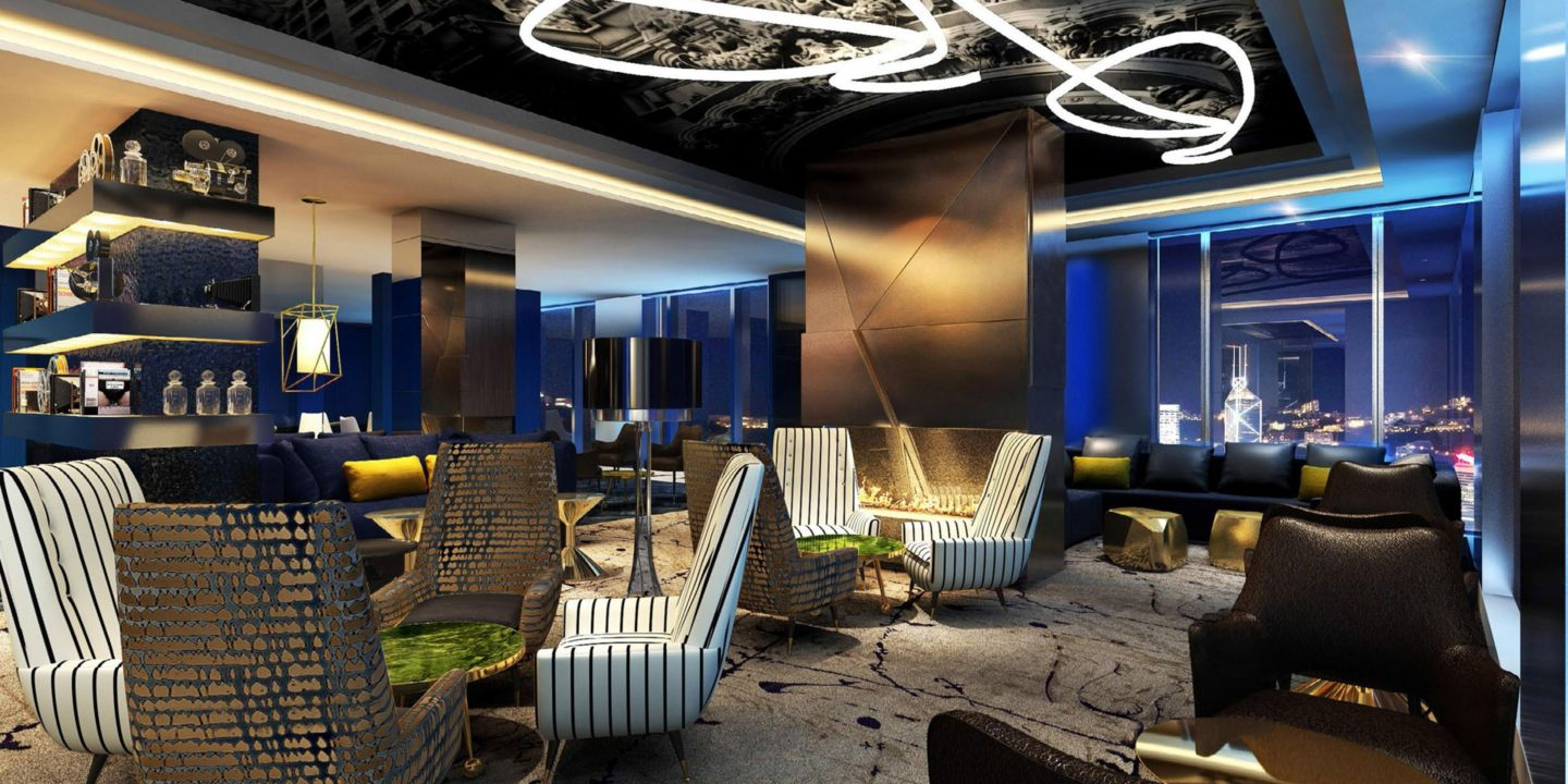 18 Story Hotel Indigo Los Angeles Downtown Opens
