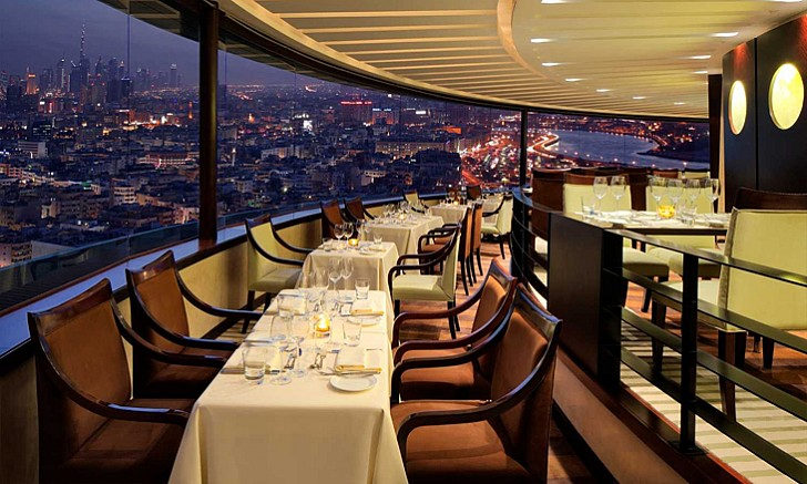 Al Dawaar Revolving Restaurant - Top Summer Dining Experiences in Dubai For Nigerians