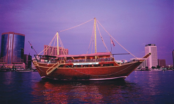 Dhow Cruise Dinner - Top Summer Dining Experiences in Dubai For Nigerians