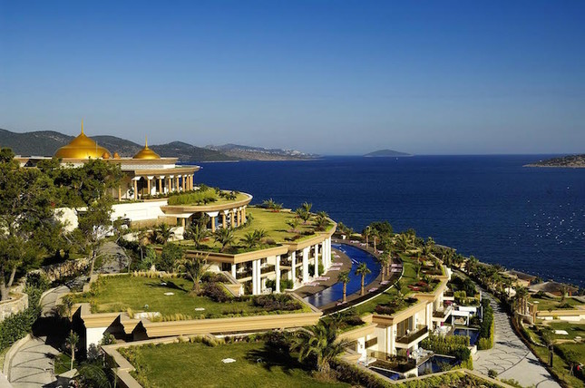The Bodrum by Paramount Hotels & Resorts Opens In Turkey
