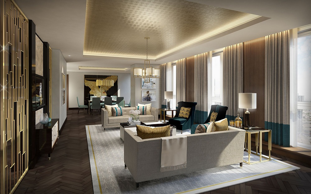 The Ritz-Carlton, Astana Opens in Kazakhstan