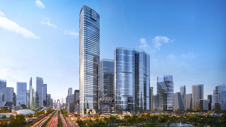 Waldorf Astoria Chengdu Opens in China WONTRA