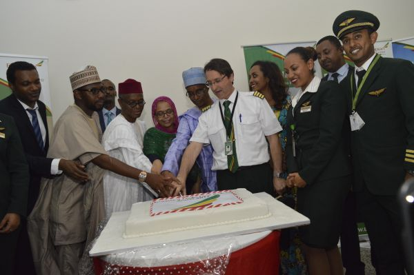 Ethiopia's flag carrier, Ethiopian Airlines has officially commenced flights operation from Kaduna State.