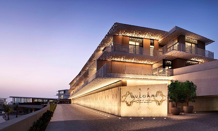 Bulgari Resort Dubai Ranked Best New Luxury Hotel Of 2017 By LTI